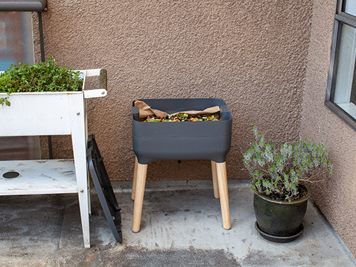 Hitom ekologickej domácnosti je kompostér s dážďovkami. Ako sa oň správne starať?