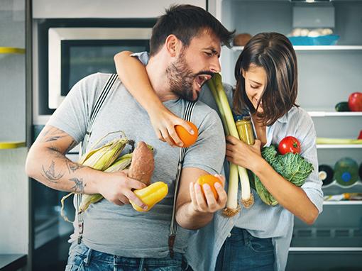 Ako správne skladovať potraviny? Ktorým to svedčí spolu a ktoré neznášajú chlad?