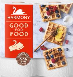 Harmony Good for Food Waffle